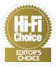 Hi-Fi Choice, Editors Choice, June 2013
