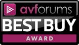 AV Forums, Best Buy Award, December 2013
