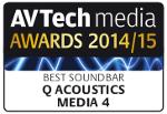 AV Tech media, Awards 2014/15