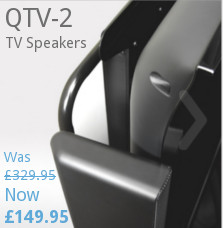 QTV-2 TV Speakers