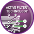 Active Filter™ Technology