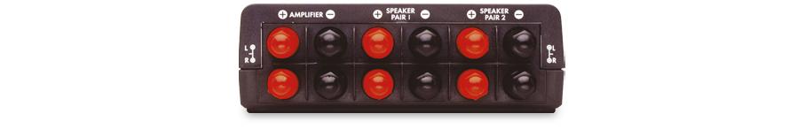 qed ss21 2 way speaker switch qed switching faq