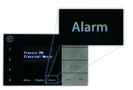 Systemline E100 Alarm