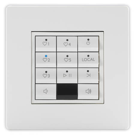 Systemline 7 On-wall Keypad